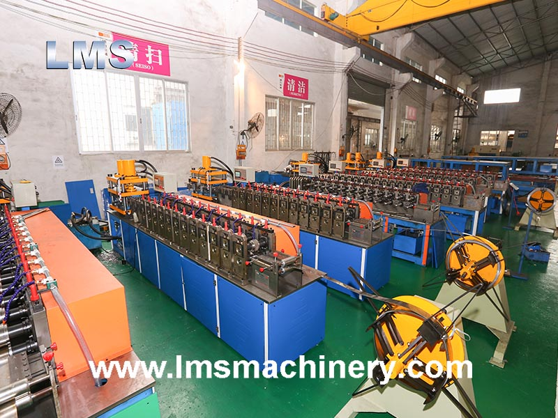 Telescopic Drawer Channel Production Line