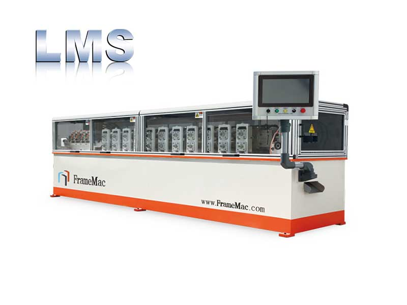 FrameMac F1-360 Compact LGS Machine